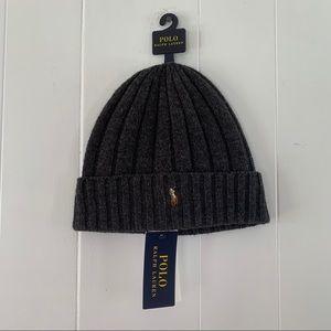 NEW 🔥 Polo Ralph Lauren Knit Beanie Winter Toque
